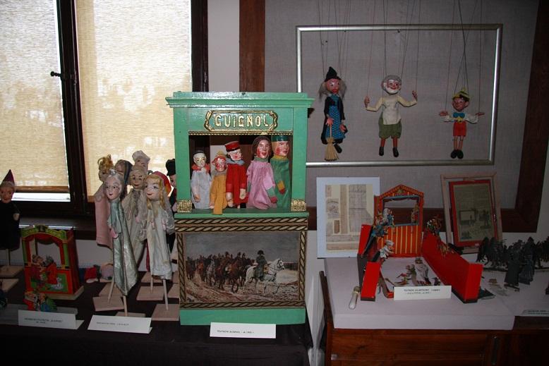 Muzeum Lalek Pilzno - wystawa
