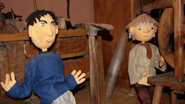 Muzeum Lalek Pilzno -lalki