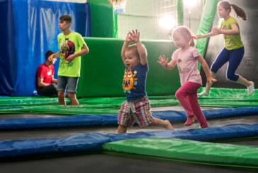 Jak zrobić salto? – trampoliny Happy Jump