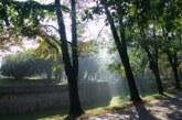 Park zamkowy w Łańcucie