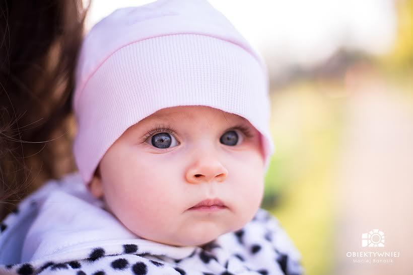Portret niemowlęcia(fot. Obiektywniej)