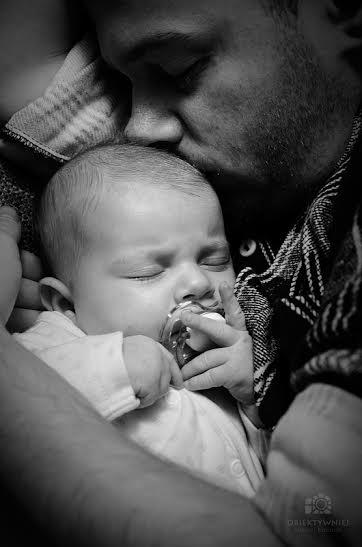 Tata i córeczka (fot. Obiektywniej)