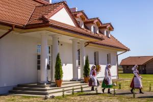 Kresowe stroje w Osadzie Kresowej (fot. O.K.)