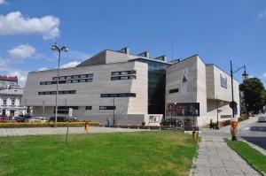 Budynek Muzeum narodowego Ziemi Przemyskiej