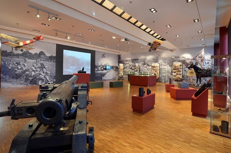 Wystawa w Muzeum w Przemyślu