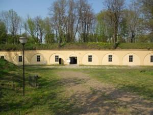 Fort Werner z zewnątrz (fot.muzeum)
