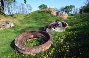 Fort Borek (fot.G.Karnas)