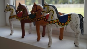 Zabawki w osadzie kresowej (fot. O.K.)