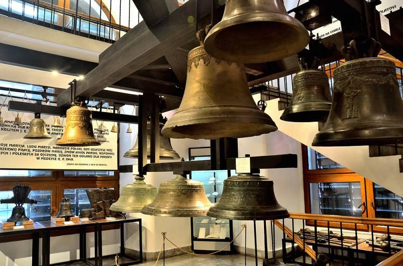 Muzeum Dzwonów i Fajek - dzwony