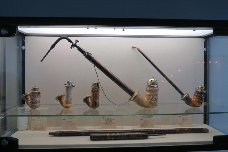 Muzeum Dzwonów i Fajek - fajki