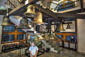 W Muzeum Dzwonów i Fajek