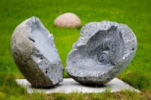 Rzeźba w Galerii przez Dotyk (fot.muzeum)