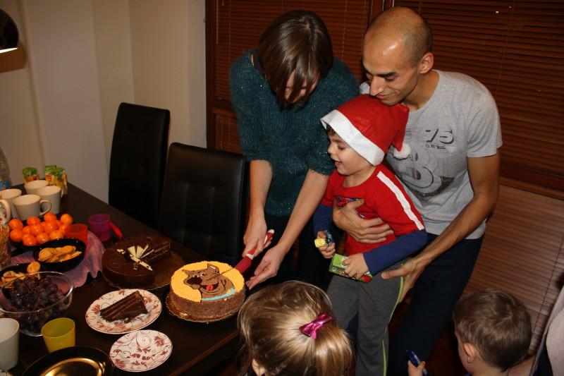 Impreza pożegnalna w rodzinie Torbaczy