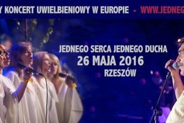 Koncert Jednego Serca Jednego Ducha, Rzeszów