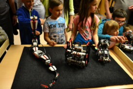 ROBO~motion – relacja dla dzieci