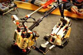 ROBO~motion – walki robotów w Rzeszowie