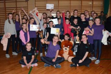 Sukces młodych rzeszowskich tancerek