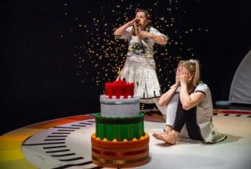 """Spektakl """"Czasoodkrywanie"""", Teatr Maska, dla dzieci 2+"""