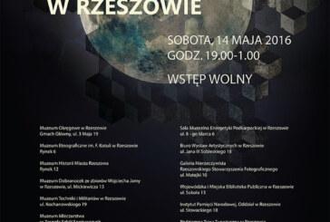 Noc Muzeów w Rzeszowie. TOP 10 atrakcji dla dzieci.