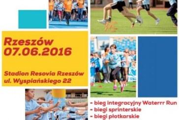 SportGeneracja na stadionie Resovii