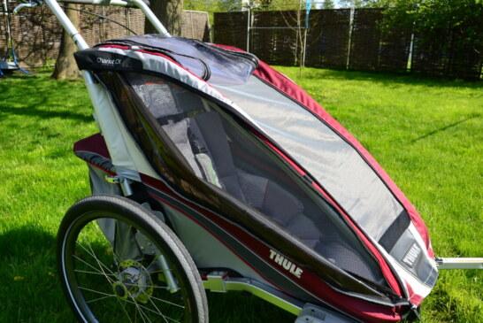 Przyczepka rowerowa Thule Chariot CX 1 – test