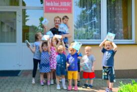 Rzeszowskie spacery dla przedszkolaków w rzeszowskim Domu Dziecka