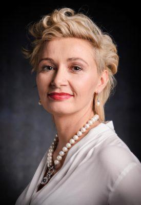 Monika Szela. dyrektorka Teatru Maska w Rzeszowie (fot. Michał Drozd)