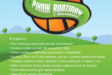 Piknik Rodzinny z Koszykówką