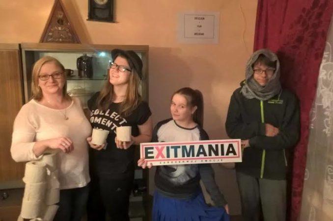 Exitmania - w pokoju PRL