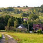 """Agroturystyka """"W dolinie"""", Błażkowa k.Jasła"""