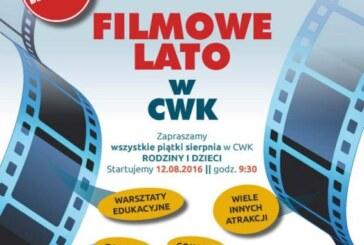 Filmowe lato dla dzieci, CWK Jasionka
