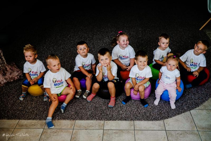 Dzieci czekają na zabawę!