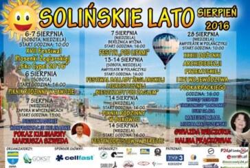 Solińskie lato – dożynki w Polańczyku
