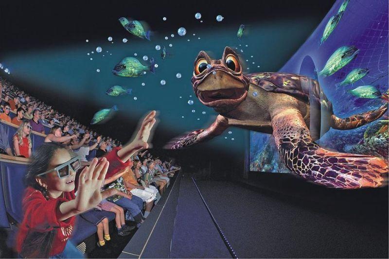 Cinetrix kino 6D w Rzeszowie