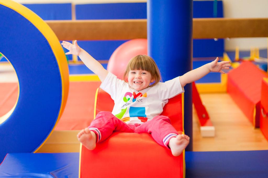 GYM Generation – klub sportowy dla dzieci