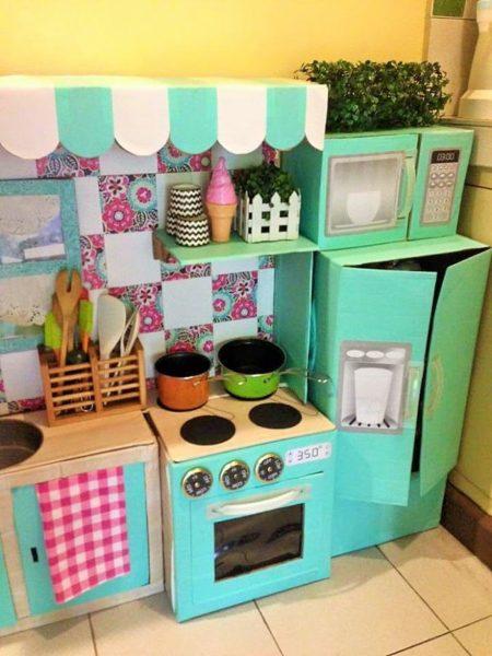 Piecyk w kuchni