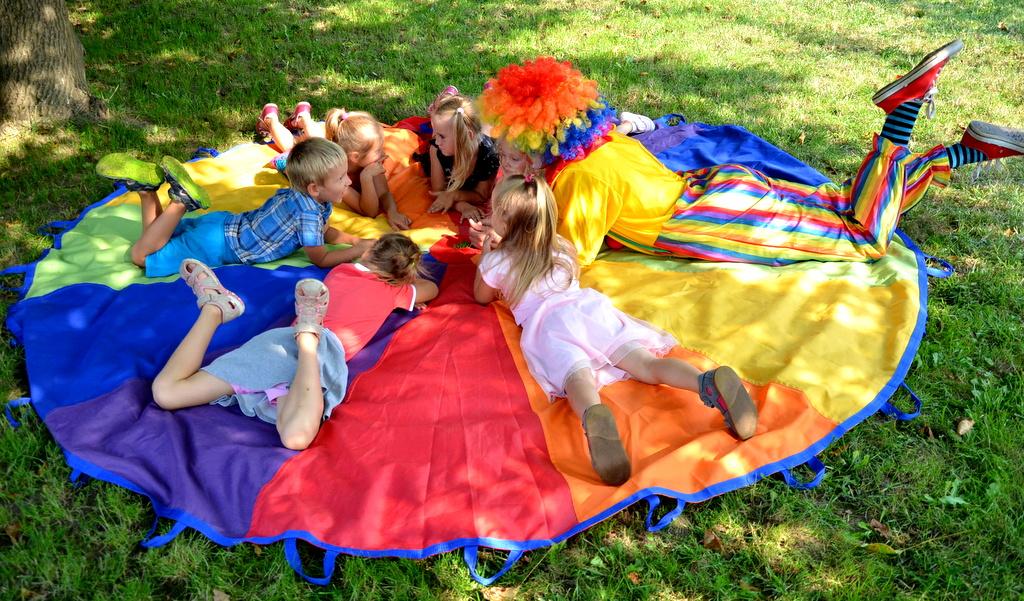 Urodziny z klaunem