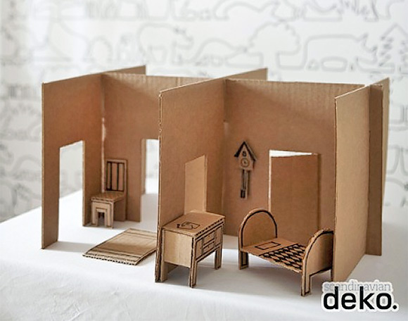domek-z-kartonu