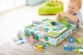 Dobre gry planszowe dla 2 i 3-letnich dzieci