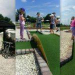 Mini Golf nad Wisłokiem, Rzeszów