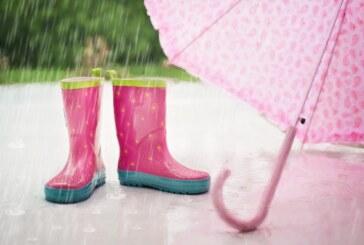 Dziecko w Rzeszowie. Co robić, gdzie wyjść, gdy pada deszcz.