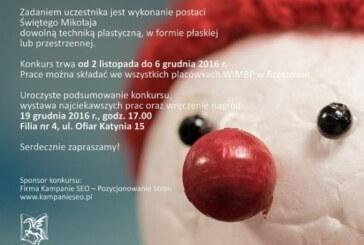 Mikołajki w świecie bajki – konkurs literacko-plastyczny, Rzeszów