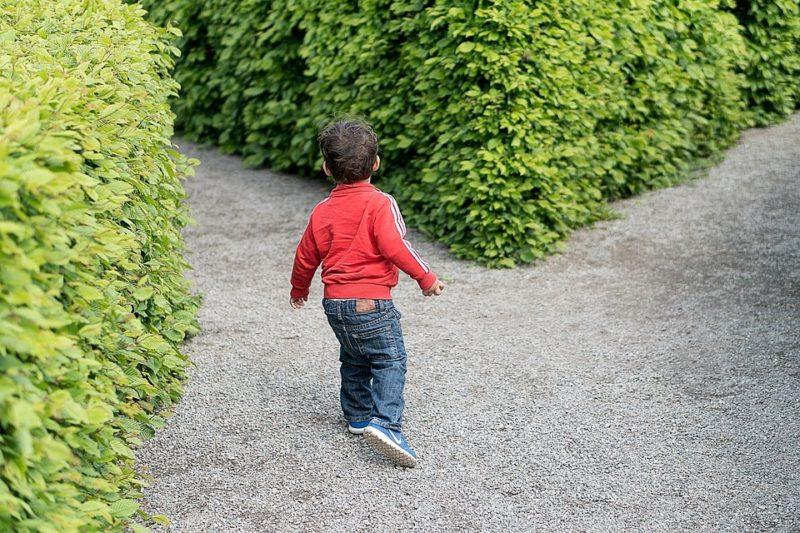 Dziecko w labiryncie - Wizyta u psychologa to rozwiązywanie problemu