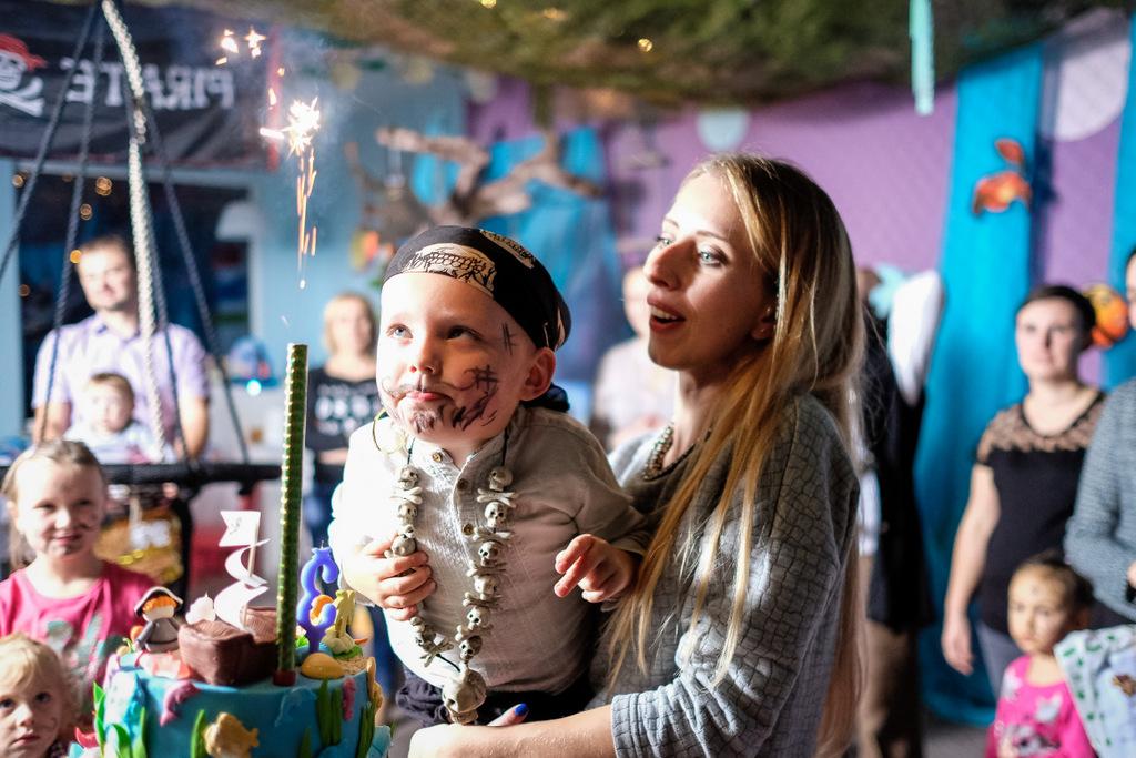 Urodziny w Klubie Mamy i Malucha