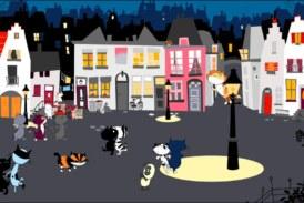 """""""Pim i Pom"""" – film dla małych miłośników kotów i kina, wiek 4+"""