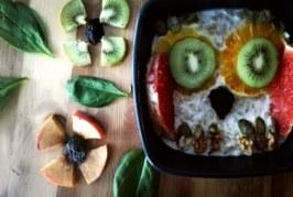 Sówka pożywna główka – przepis na super śniadanie