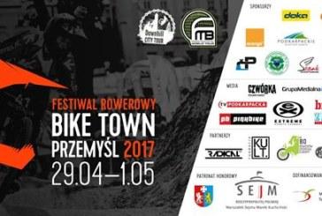 Bike Town Przemyśl – majówka na rowerze