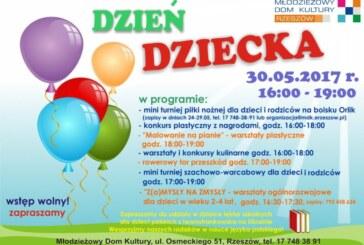 Dzień Dziecka w MDK, Rzeszów