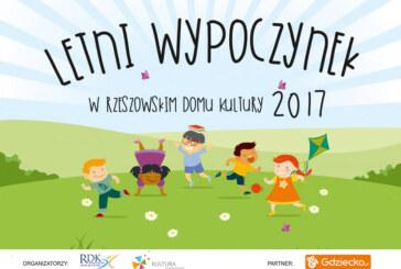 Letni wypoczynek w Rzeszowskim Domu Kultury (2017)