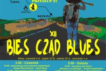 BIES CZAD BLUES 2017- Bieszczadzkie Spotkania Bluesowe